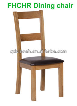 Classic design Oak wood dining chair wood chair