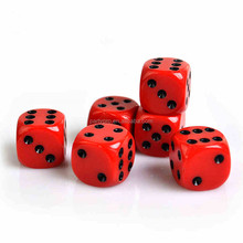 2014 Hot Sale Flashing Engraved Custom Dice