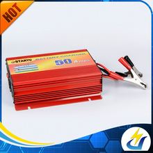 new products 180V--265V input 50A battery charger 12v 150ah lead acid batteries