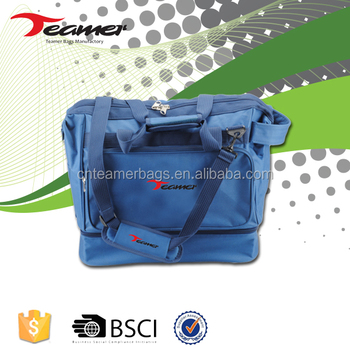 sports bag with ball compartment GYM BAG