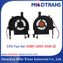 Notebook CPU Cooling Fans Replacement for SONY VAIO VGN-SZ Series VGN-SZ640 SZ790 Laptop cooler