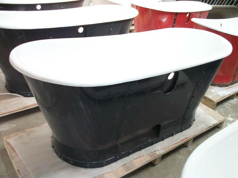 cast iron bathtubs design sanitary bath tub with rivet buy cast iron bathtubs