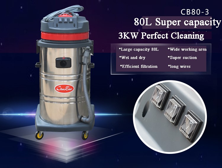 CB80 household appliances robotic vacuum cleaner cleaning machine with strong suction powerful