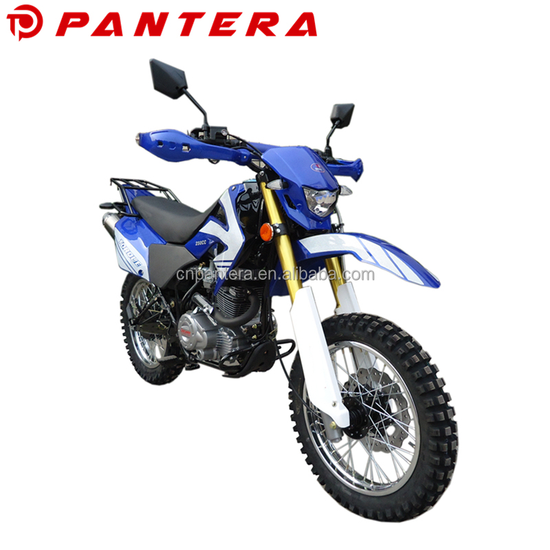 Chong Qing Motorcycle 4-Stroke Off Road Type 200cc Cheap Dirt Bike For Sale