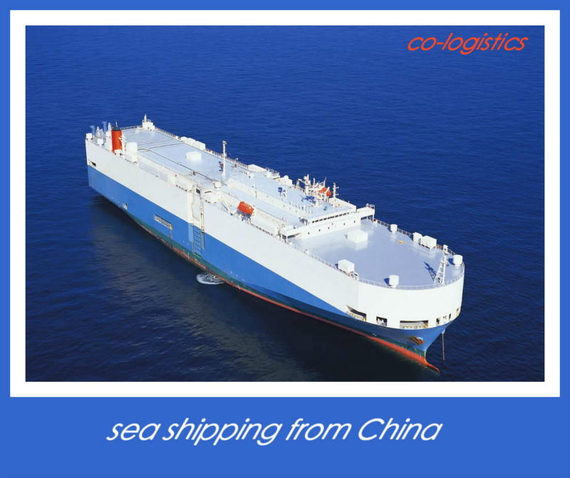LCL&FCL cargo transport with vessel from china to Ghana