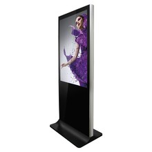 Hotsale 2017 new product 32-42 inch wifi network usb full HD acrylic advertising display lcd monitor usb media player for advert