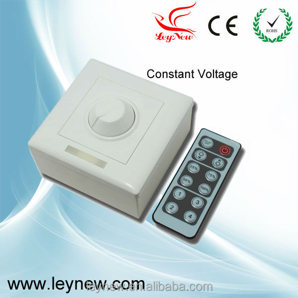 Good price LED 12-key Infrared Dimmer with remote controller