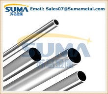 factory price 304 decorative stainless steel pipe with high-precision
