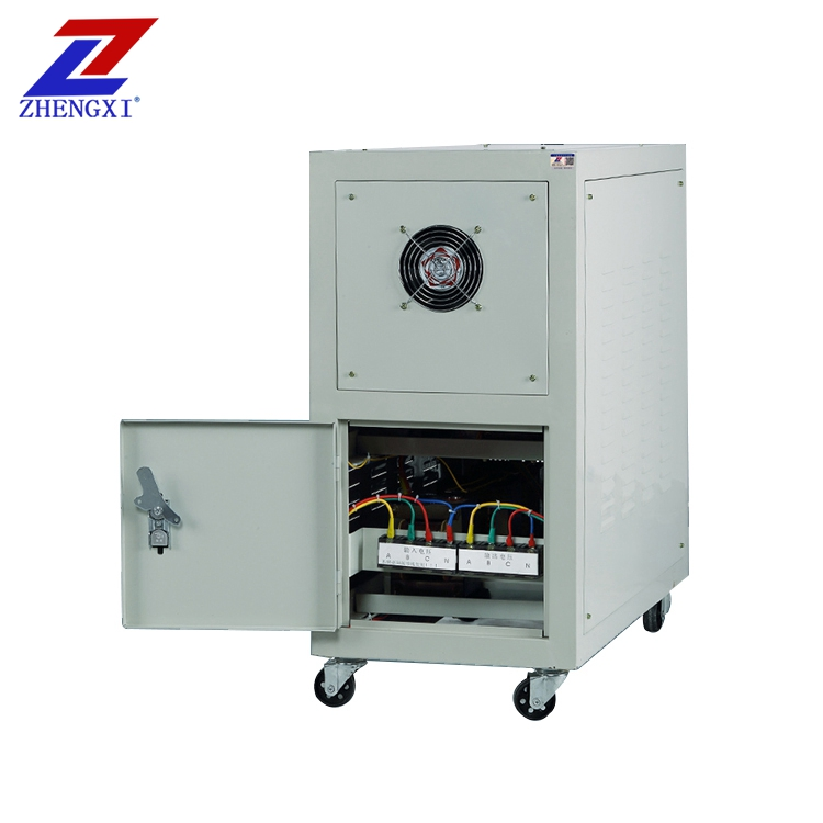 JSW-30KVA Three phase precision purifying AC voltage stabilizer