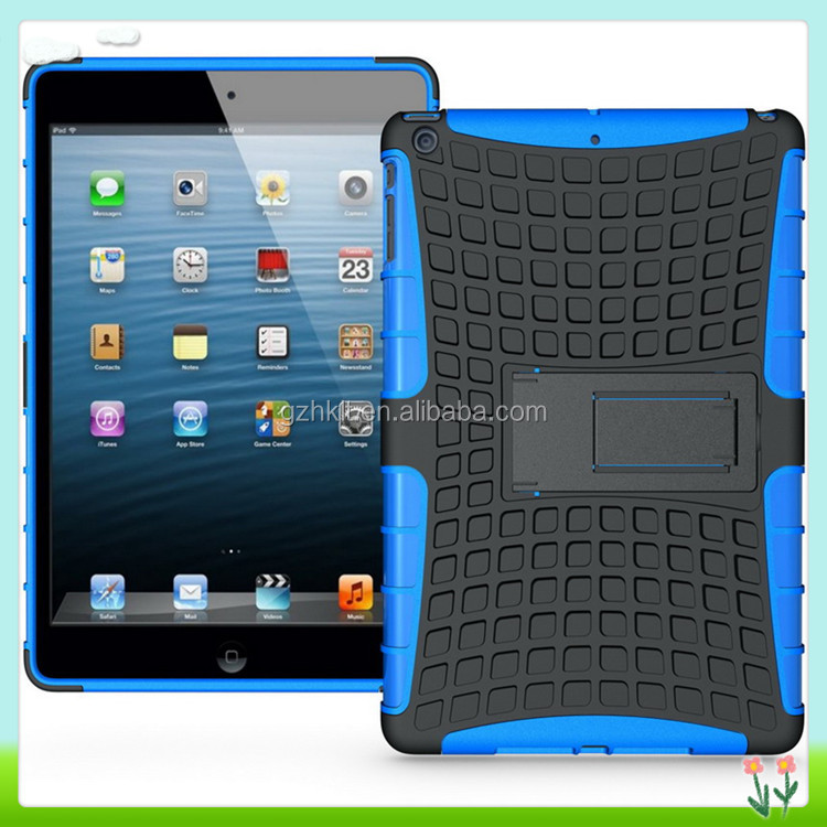 Useful Colorful Protective Tablet Plastic Cover Case For iPad air/5