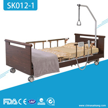 SK012-1 Electric Patient Icu Care Nursing Bed For Home Use