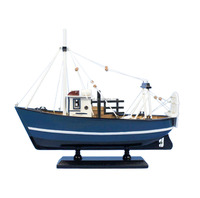 Wooden Fishing Boat Model,mare nostrum spanish boat, Souvenir Nautical Gifts Decoration Handicrafts Decorative Boat Boat Model