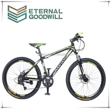 Mountain bike GB1018 21 speeds aluminum alloy adult bicycle 26 inch upland bike hot sale