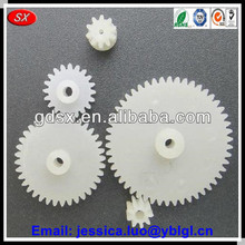 custom made precision small plastic gears,small motor gear,four wheel drive gear for auto toy car