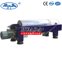 LW Industrial Wastewater Treatment System (Decanter Centrifuge)