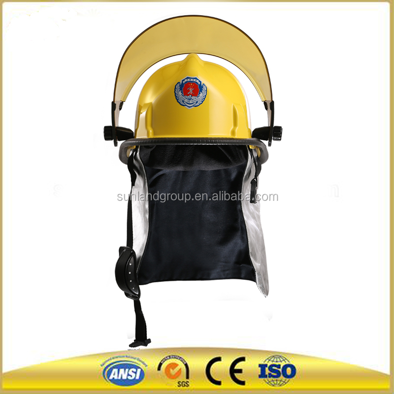 types of safety helmet,Professional customized adjustable Fire helmet