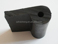 Customized Moulded D/EP/U shaped/ half sphere/triangle rubber part for automotive/dental/industrial