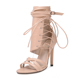 cheelon shoe 2018 new model roman sandals high heels buckle decorative strappy summer women shoes sandals boots