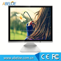 "Hot Sale bulk stock 15"" inch cheap used lcd monitor with VGA input"
