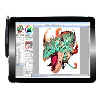 Ugee UG1200 12 Inch Graphic Tablet Monitor Digital Drawing Pen Display Tablet 2048 Level