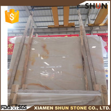 best price Chinese transparent yellow onyx stone for countertops,wall panel,tiles