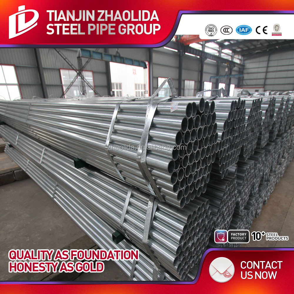 hot dipped galvanized steel pipe galvanized fence post