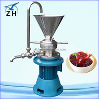 bone breaker machine/bone crusher machine/colloid mill liquid grease split colloid mill