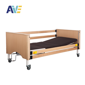 New product 2 crank bed 2 function medical patient hospital nursing bed for patients