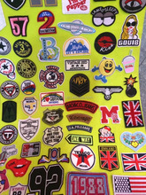 High Quality Custom 3D embroidery patch hot selling brand patch embroidered patch with tiiger logo