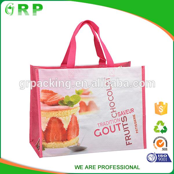 ISO/BSCI Chinese fruit extra large reusable custom shopping bag