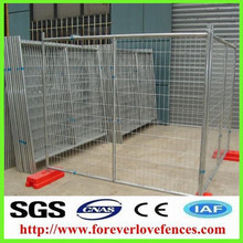 China used Traffic Barriers Removable Fencing / Outdoor Children Play Temporary Fence