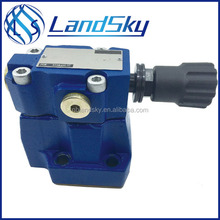 LandSky function relief Pilot operated pressure reducing valve DR30G4-5X/315YM DN30 315bar thread G control diagram