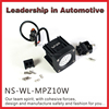 Alibaba express led 10W 12v 24v flood spot combo led work light for for car and motorcycle