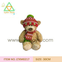 Lovely Plush Christmas Toys