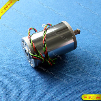Carriage (scan-axis) motor assembly for HP Designjet 5000 5500 Original New Q1251-60268 C6090-60092 C6090-60328