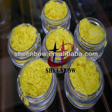4101Y yellow mica pigment used for eye shadow powder