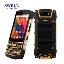 SOS GPS PTT 3.5 inch qwerty keypad 4g dual sim phones swell ip67 mobile phone
