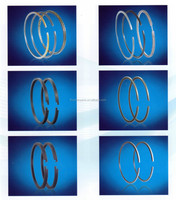 Motorcycle piston ring,parts,for Y125Z,RX115,KMX125,RC110,GK125I,K125,NSR125,LED125,53.8MM,54MM