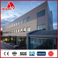 insulated sandwich panel for roof covering aluminum corrugated panels