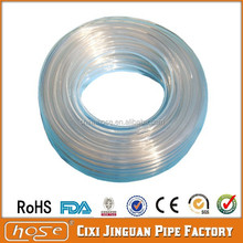 FDA Approval PVC Clear Vinyl Tubing, Medical Grade PVC Clear Single Hose Pipe,Clear Vinyl Tube