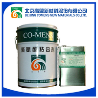 Solvent based Polyurethane Adhesive for metalized film lamination to reduce metalized layer transferring