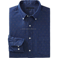 Men's High Quality Denim Shirts and Other Jeans Shirt With Competitive Price