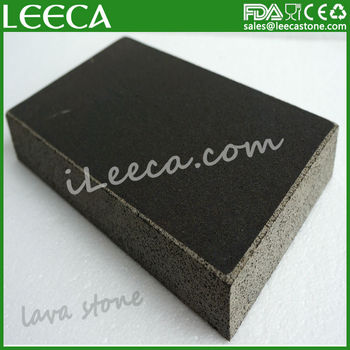 Constant temperature basalt hot stone lava cooking stones for sale