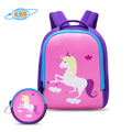 Unicorn children school bags backpack wholesale