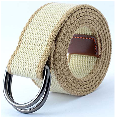 woven fabric knitdesigner replica designer belts for men for sale