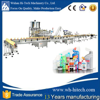 50-1000ml Good Quality Carbonated Soft Drink Bottle Filling Capping Machine