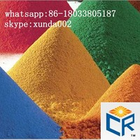 fine powder pigment asphalt iron oxide red and yellow pigment