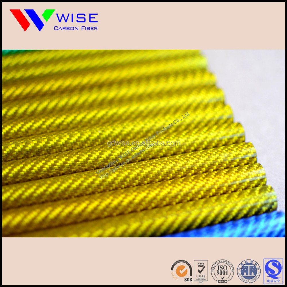 Top Quality CFRP Reinforced carbon Fiber Tube