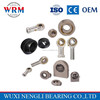 HIGH PRECISION Oscillating ball joint rod end bearings for the forging machine tools GE100ES