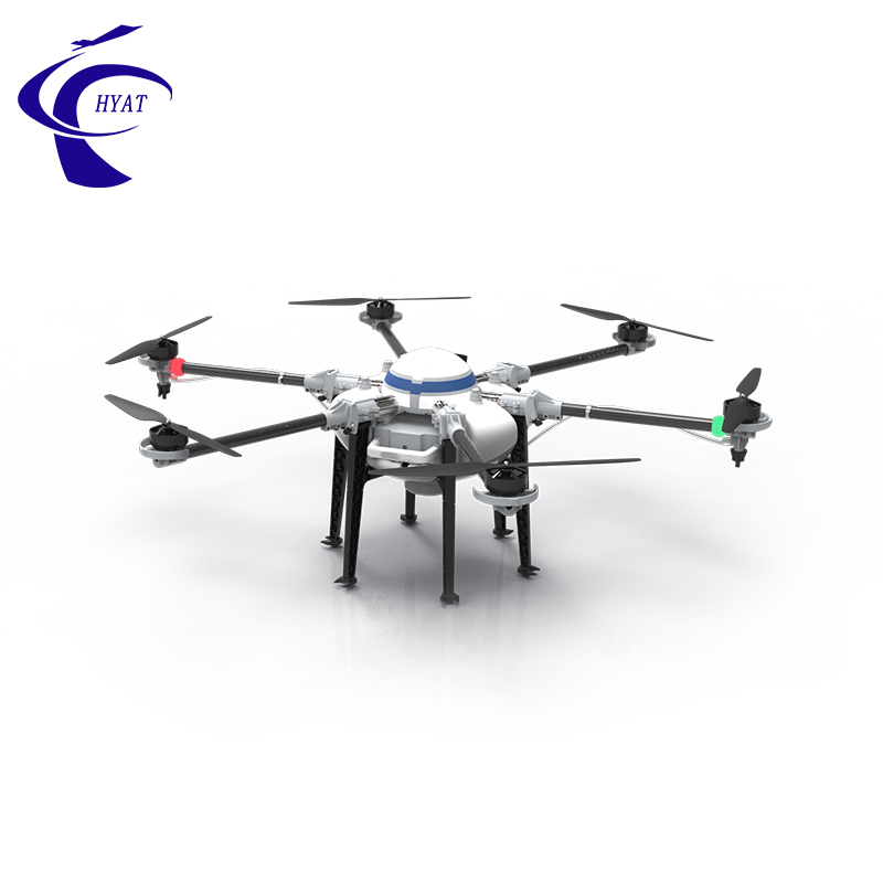 Professional drone agriculture plant protection UAV 10L crop sprayer